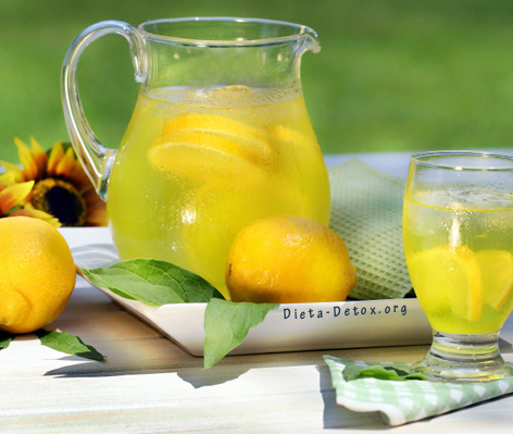 Lemonade Detox Diet